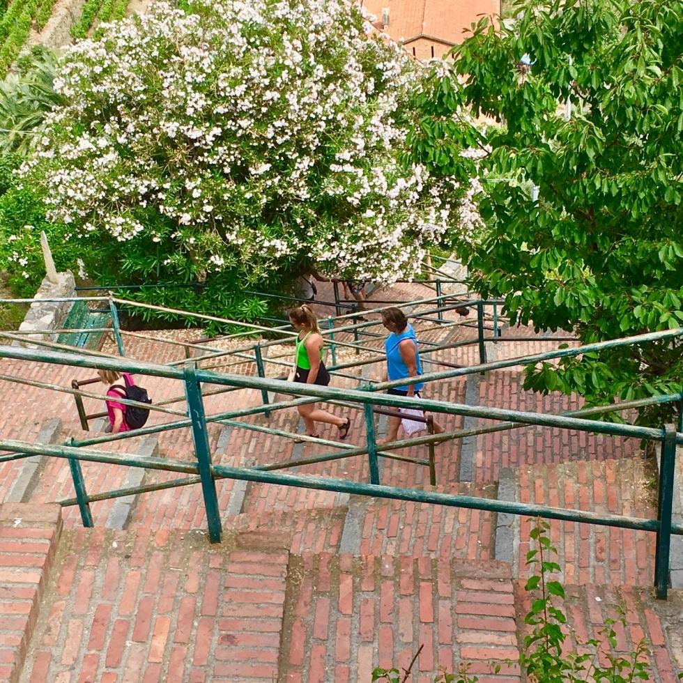 Staircase to Corniglia, Cinque Terre